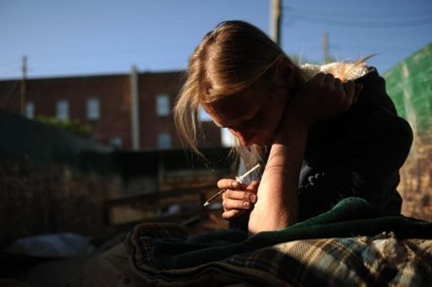 Фазы наркомании и алкоголизма