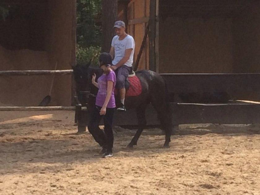 Катание на лошадях 5