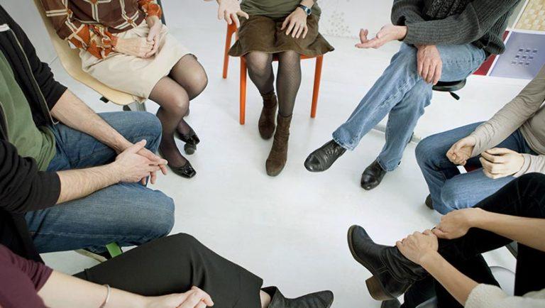 Терапевтическое сообщество