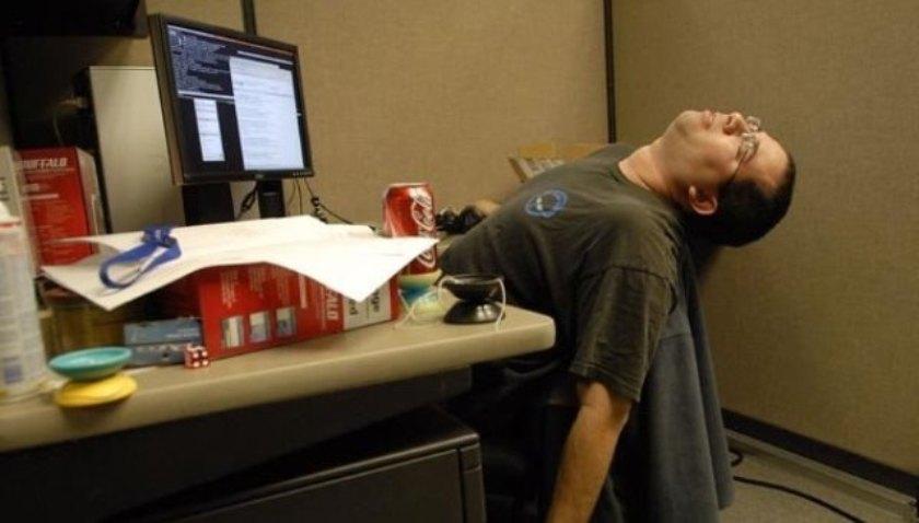 Усталость наркомана или алкоголика