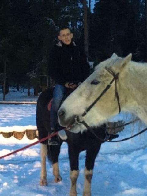 Катание на коне 3