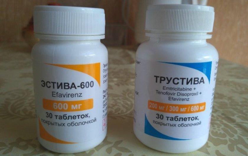Лекарства от ВИЧ-инфекции