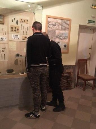 Поход в музей 3