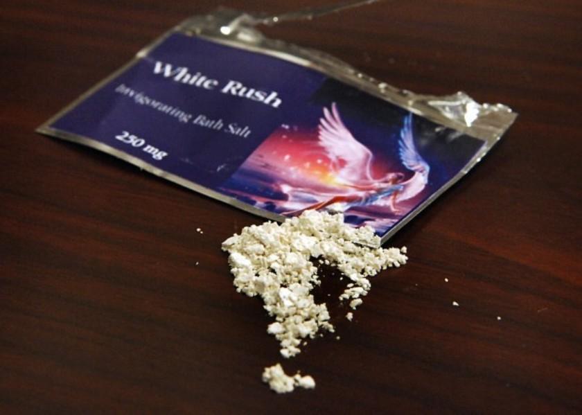 Соль для ванн наркотик