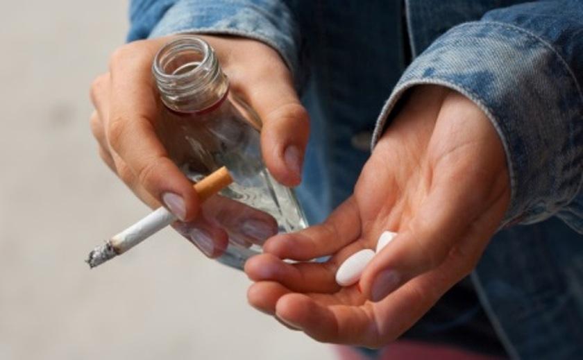 Статистика наркоманов в школах