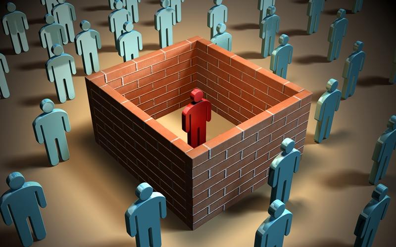 Изоляция от общества в 12 шагах