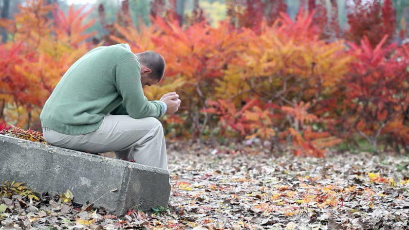 Депрессивное состояние осенью