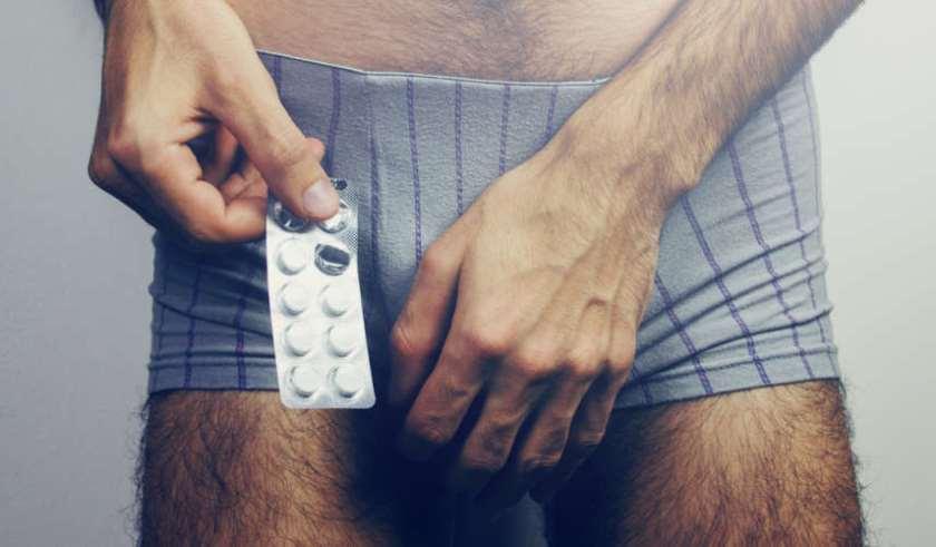 Почему наркотики вызывают импотенцию?