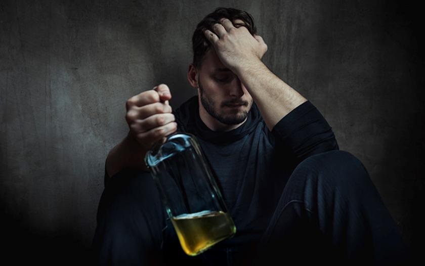 Предсрывное состояние у алкоголика