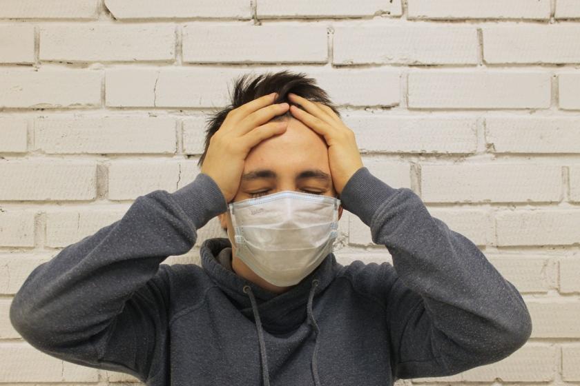 Зависимость в период пандемии